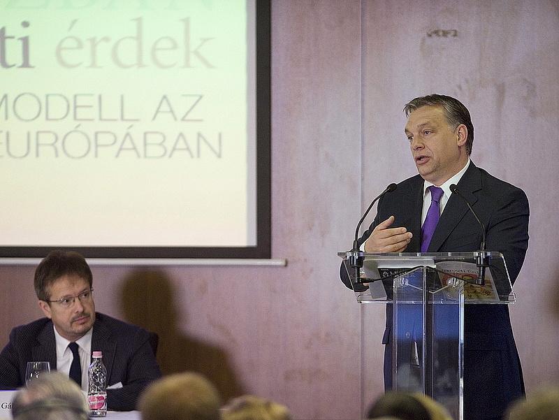 Orbán: az árfolyamkérdés kizárólag jegybanki hatáskör