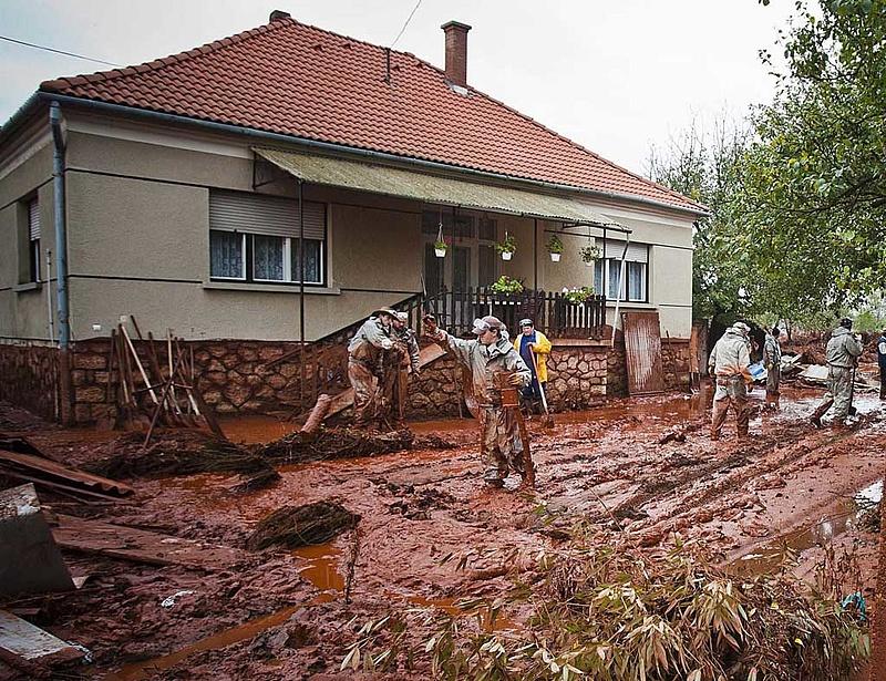 Vörösiszap-katasztrófa: fontos változás történt