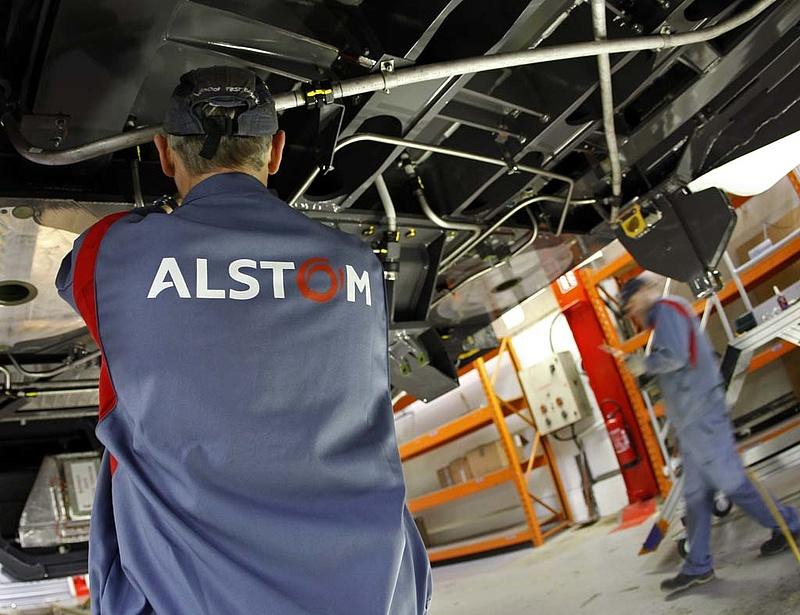 Mindenkit megvesztegetett az Alstom