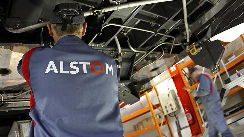 Mentőövet dob az Alstomnek a francia kormány