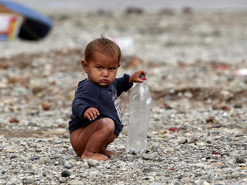 Tízből több mint egy ember éhezik - itt vannak a friss adatok