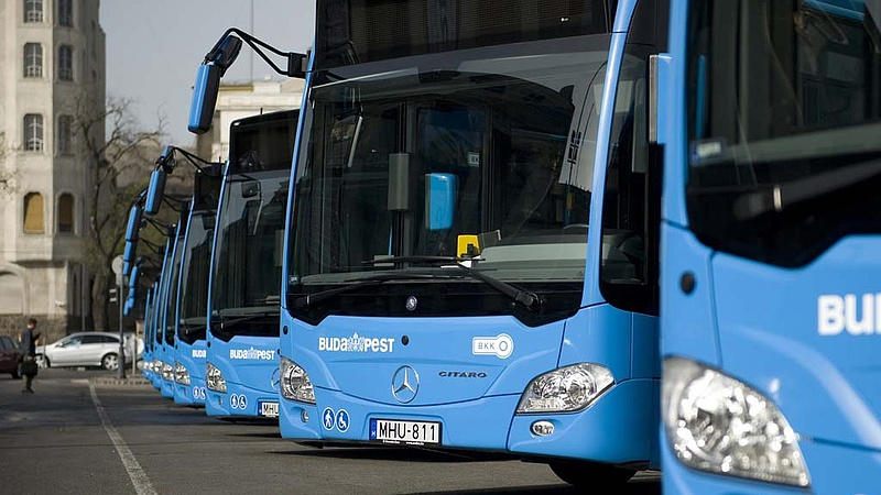Kiütötték a BKV-t, jöhetnek a traktoros buszvezetők