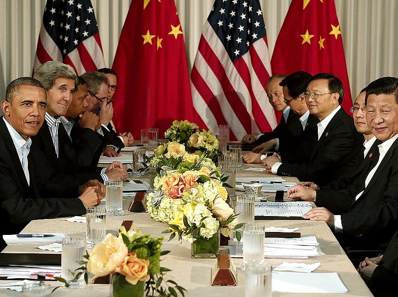 Áttörés az USA-kínai kétoldalú kapcsolatokban