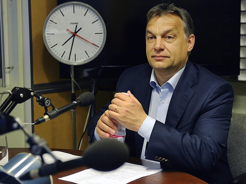 Így látja a helyzetet Orbán Viktor