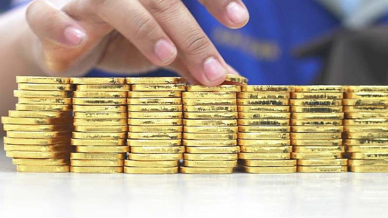 Nagy bevásárlások dobták meg az arany keresletét