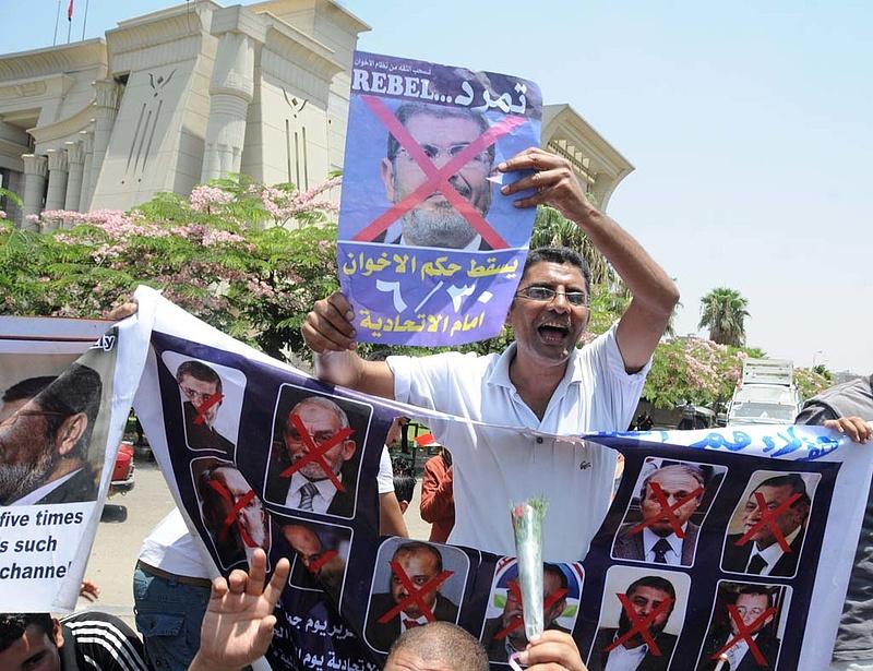 Nem látszik az egyiptomi káosz vége