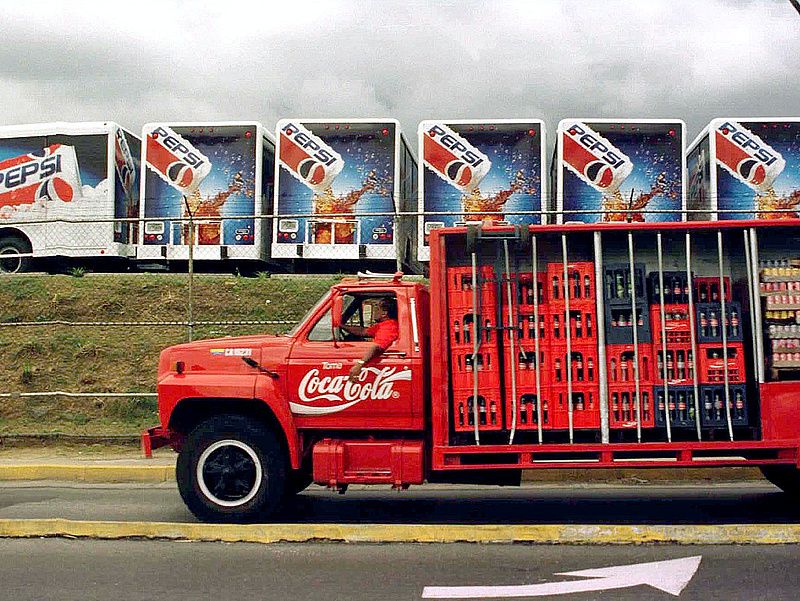 Így áll a kólaháború Magyarországon - a Coke vagy a Pepsi a nyerő?