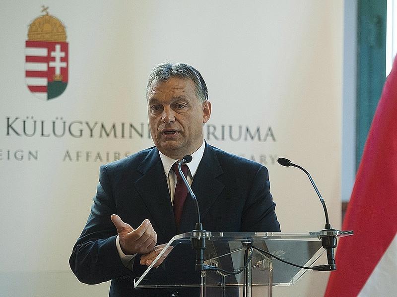 Orbán: Európának versenyképes árú energia kell