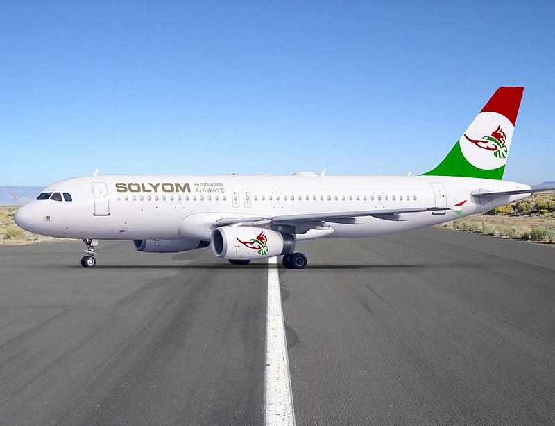 Néhány héten belül árulják a Sólyom repülőjegyeit
