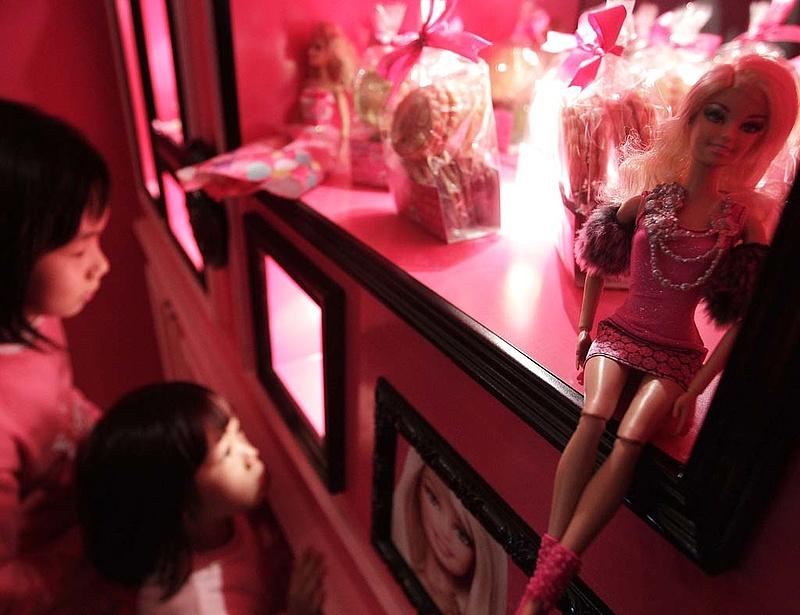 Kiszerettek Barbie-ból a gyerekek