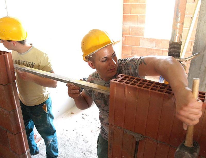 Lendületbe jöhet az építőipar