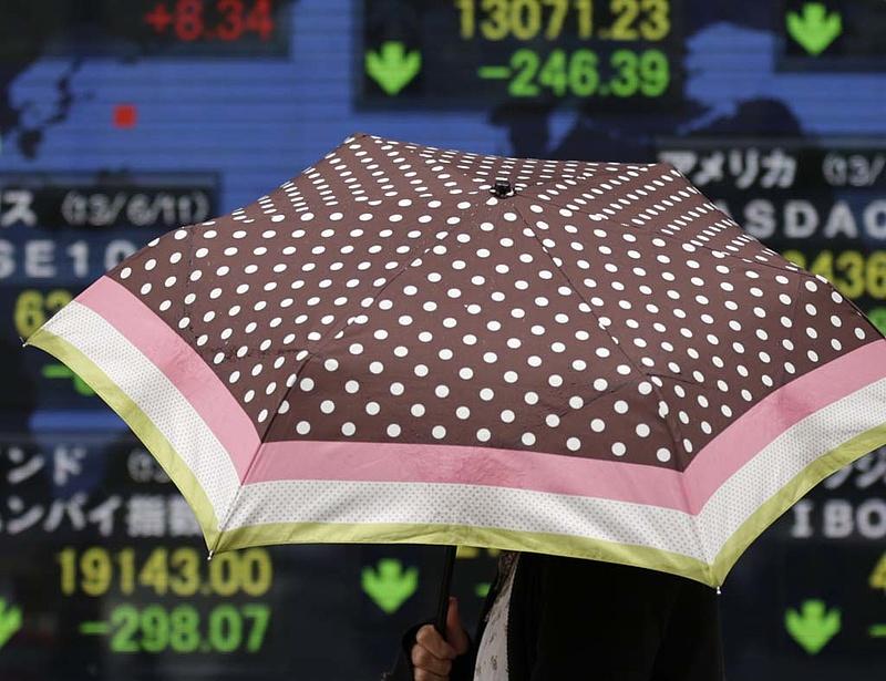 Ázsiában estek a piacok