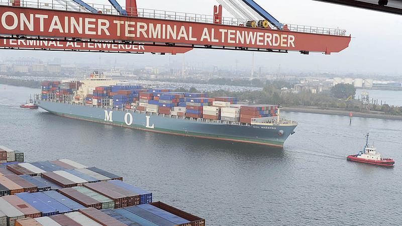 Májusban csökkent a német export
