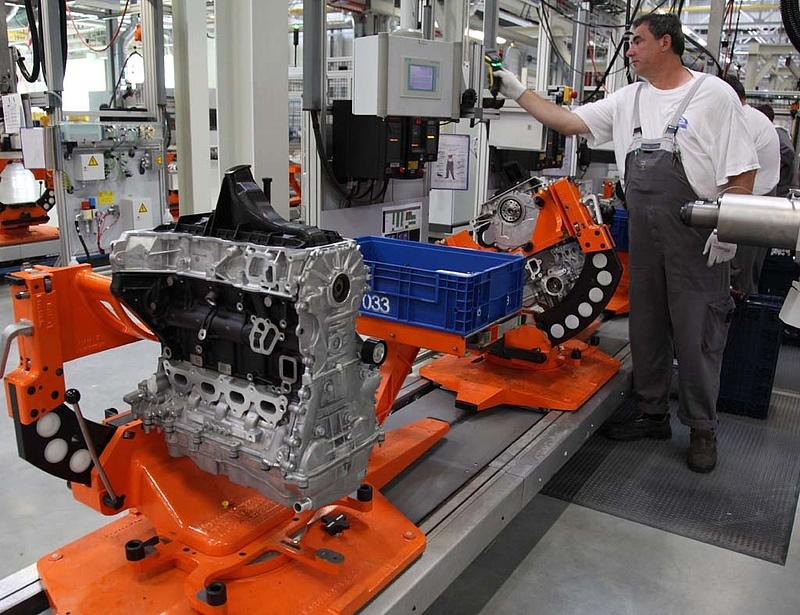 Az Opel bővíti a motorgyártást Szentgotthárdon