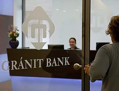 MNB-bírságot kapott a Gránit Bank