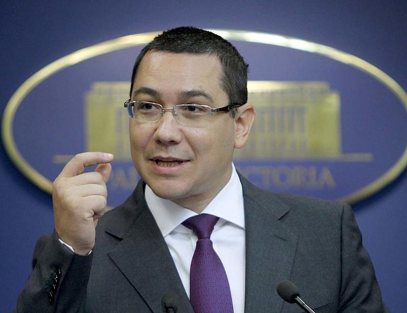 Lemondott a román miniszterelnök