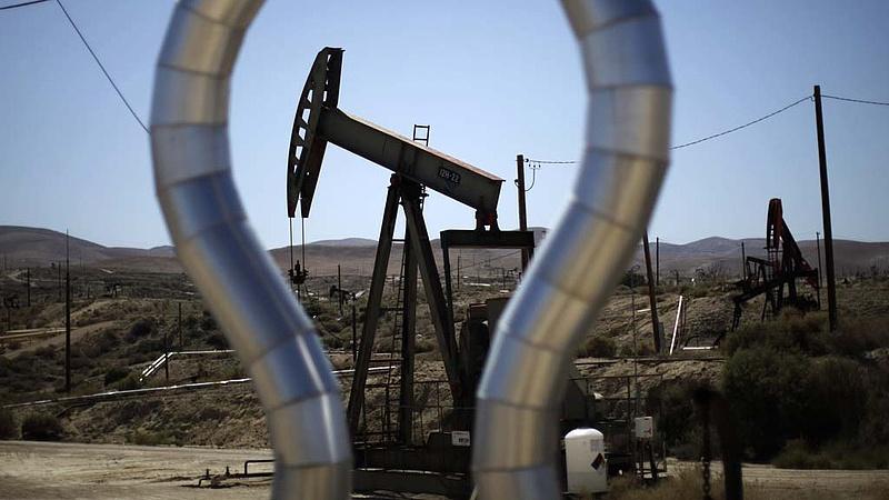 Nagyot esett az orosz olaj ára az idén