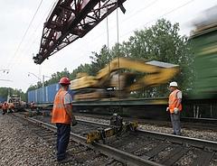 Megújul a Debrecen - Nyíregyháza vasútvonal