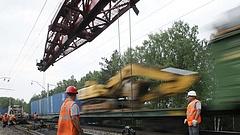 Háromvágányosítják a Kelenföld-Ferencváros vasutat