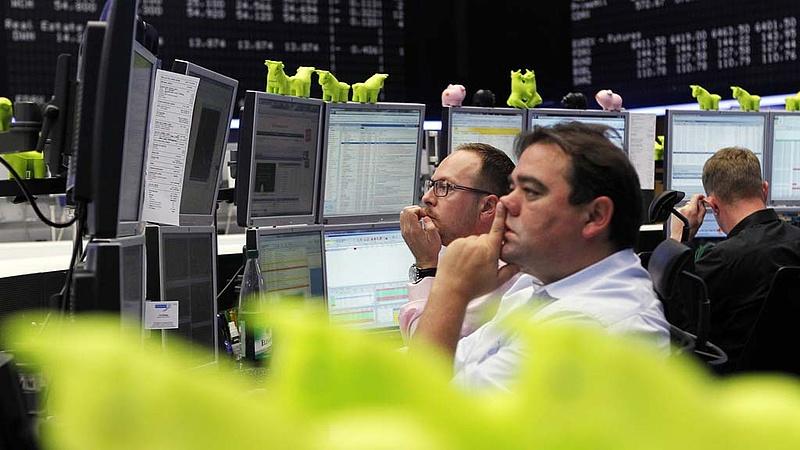 Erős indexekkel zárt Európa