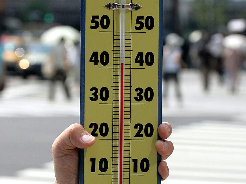Sokkoló prognózis: megdőlhet a melegrekord