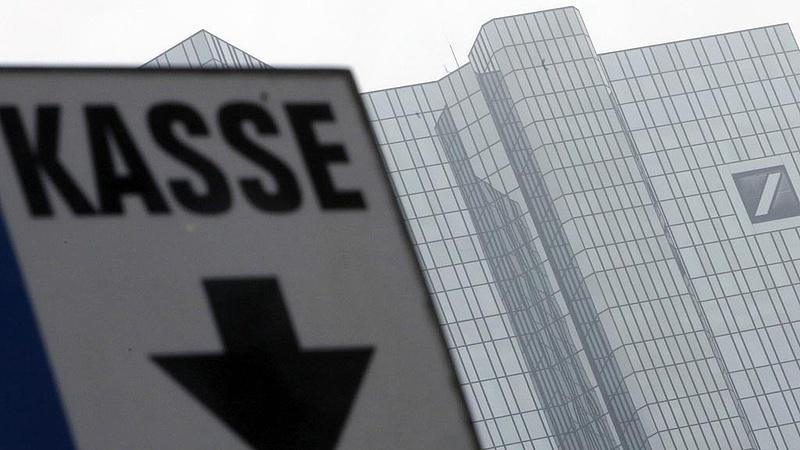 A válság óta nem volt ilyen a német banknál