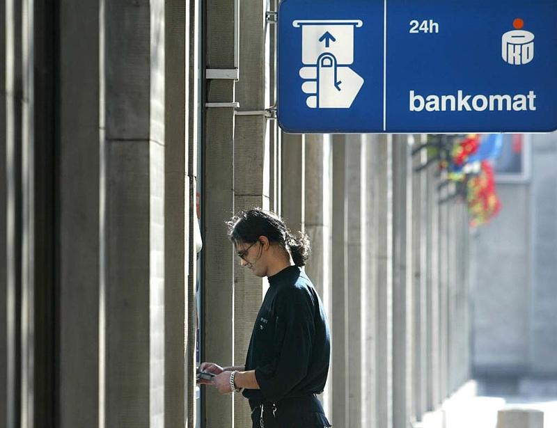 Kevesebbet kaszáltak a lengyelországi bankok