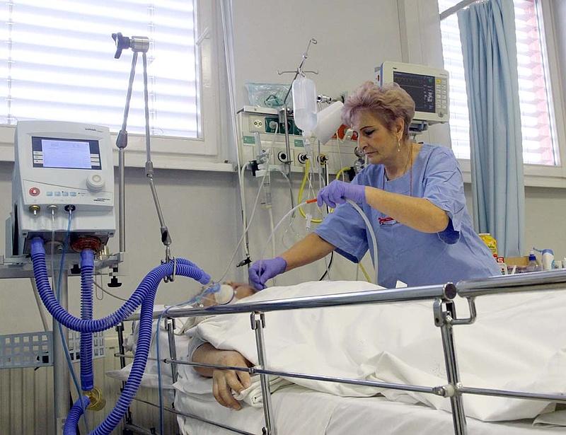 Nagy bajban a kórházak - itt a figyelmeztetés