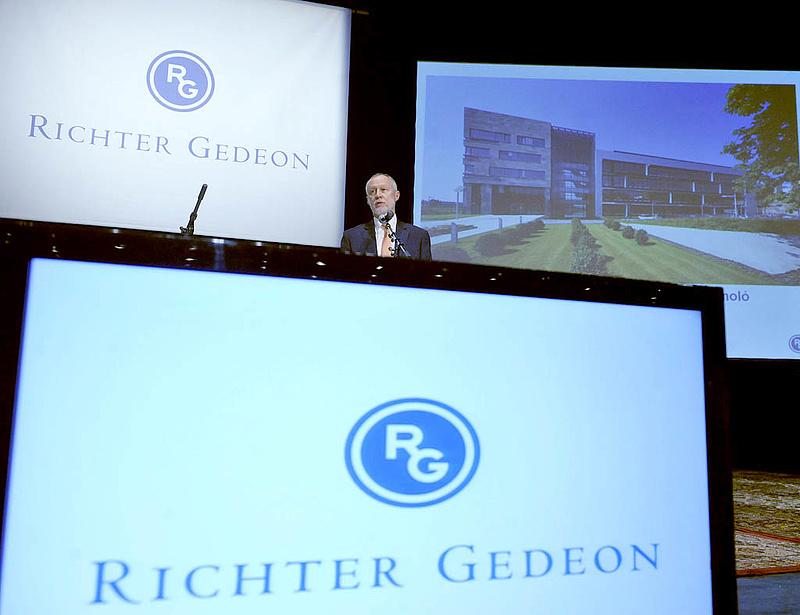 Richter-eladásra bíztat a Raiffeisen