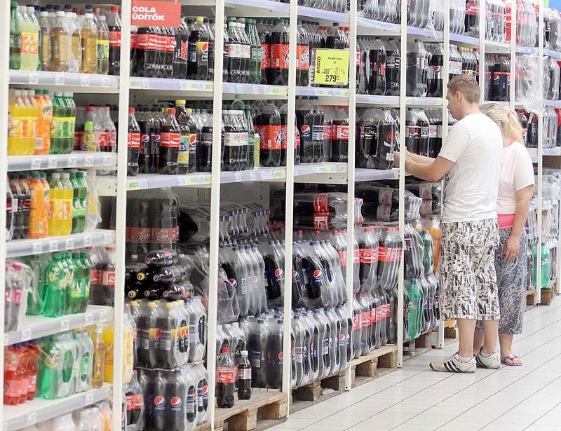 Melyik üdítőben van a legtöbb cukor? És melyikben a legkevesebb?