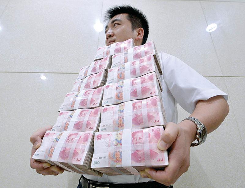 Nagy zuhanás Kínában