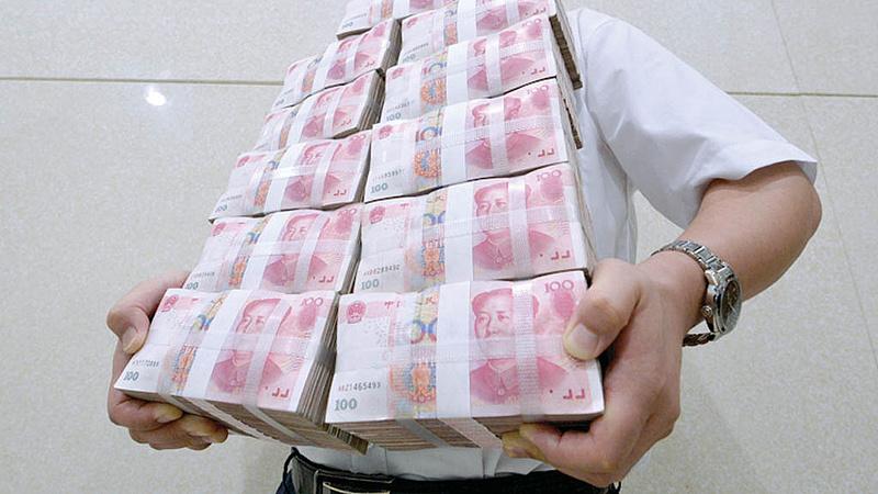 Kína devizatartaléka a vártnál jobban csökkent