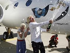Űrutat nyerhet, ha adakozik Richard Branson kedvenc szervezeteinek