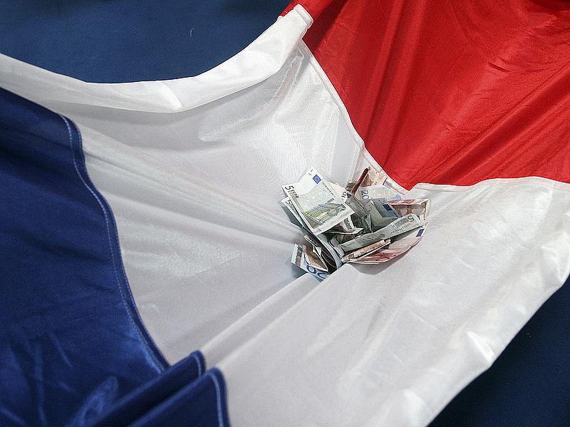 Leminősítették Franciaországot
