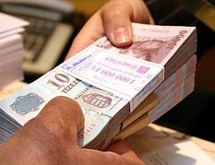 Óriási költségvetési hiány jött össze szeptemberben