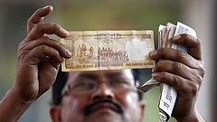 Csökkent az indiai alapkamat