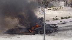 Villámgyors török harci sikerek Szíriában