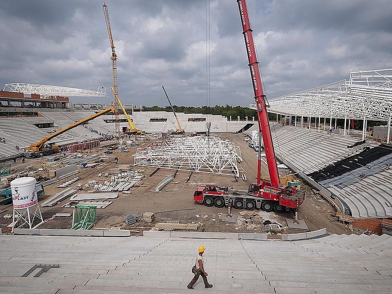 Újabb stadionprogramot indít a kormány - 21 milliárdért
