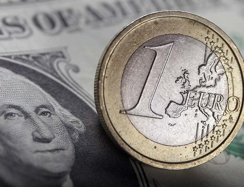 Gyengült az euró és a forint a Fed-bejelentésre