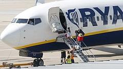 Hatszáz járatot töröl a Ryanair