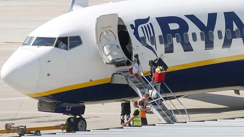A Ryanair miatt áll a bál Ferihegyen