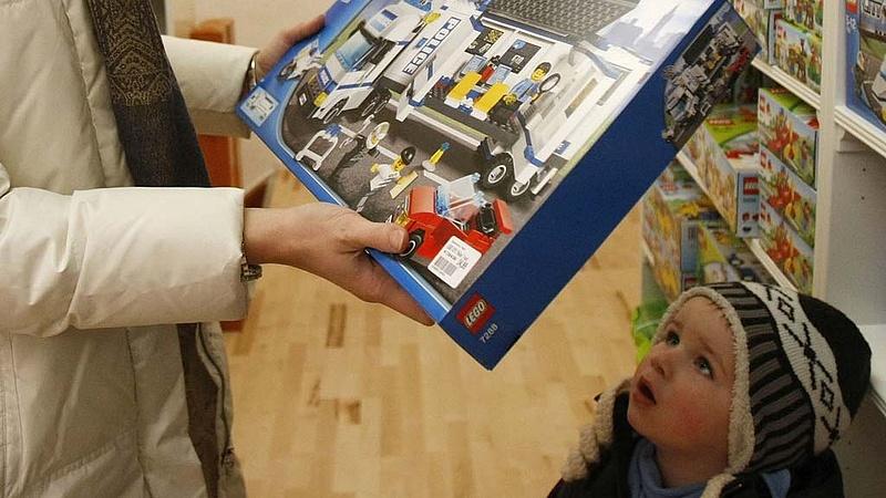 Új területre lép a Lego