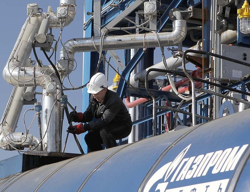 Gazprom: ezért megy kevesebb gáz Európába