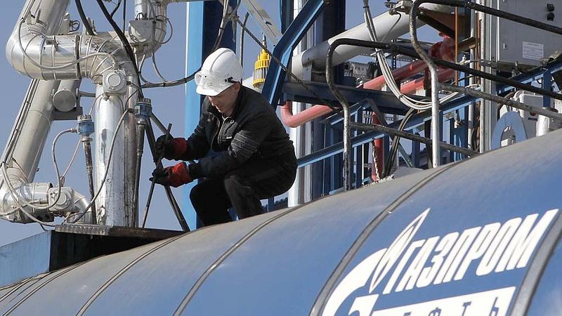 Ömlik a gáz Európába