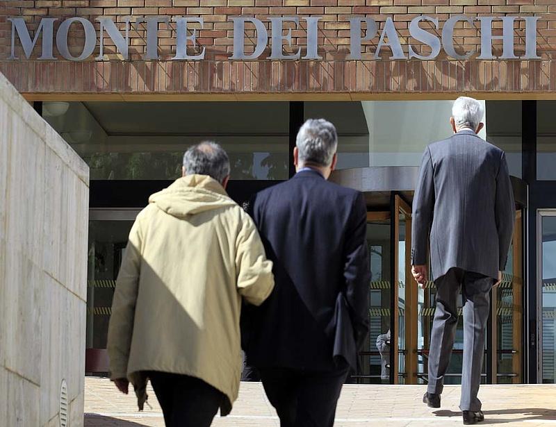 Ez már a vég, vagy bomba üzlet a  Monte dei Paschi-nél?