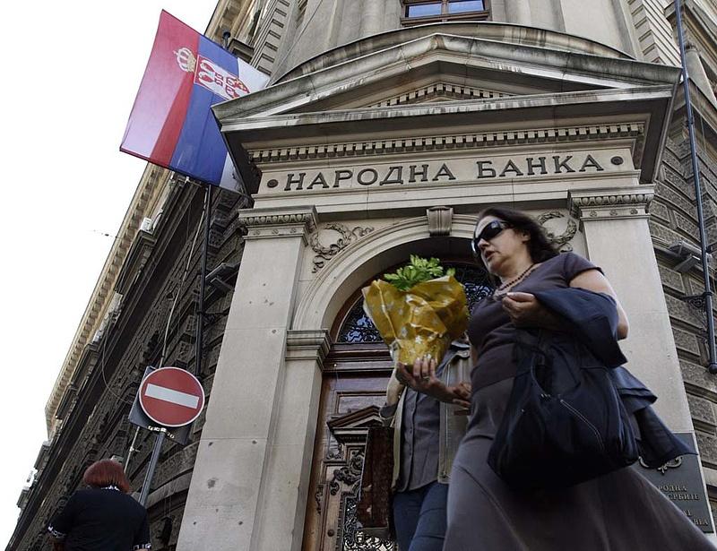 A szerb jegybank nem változtatott az alapkamaton