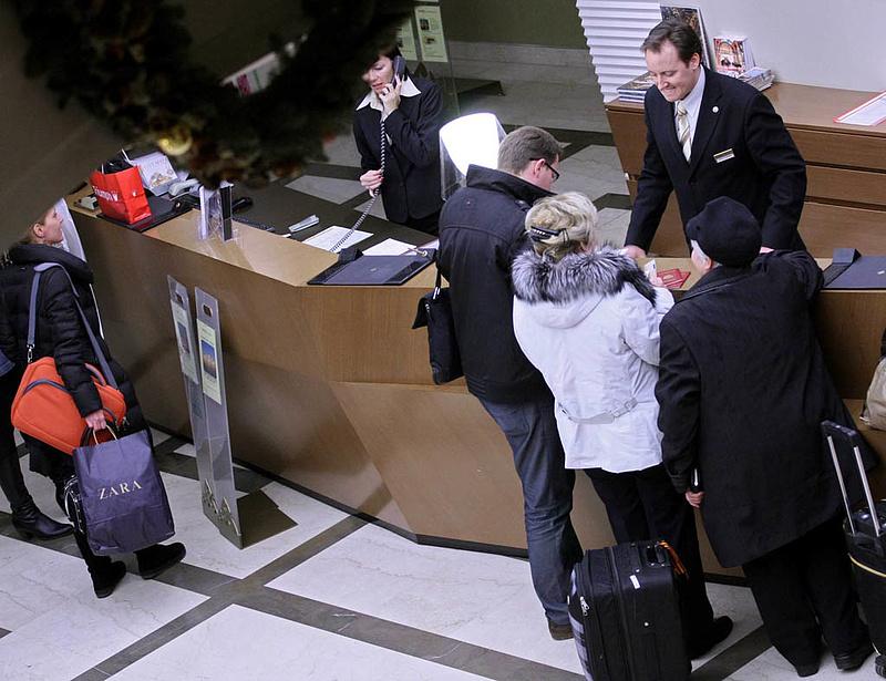Kevesebb orosz, több német turista jött az országba