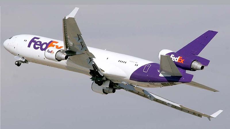 Jelentett a FedEx