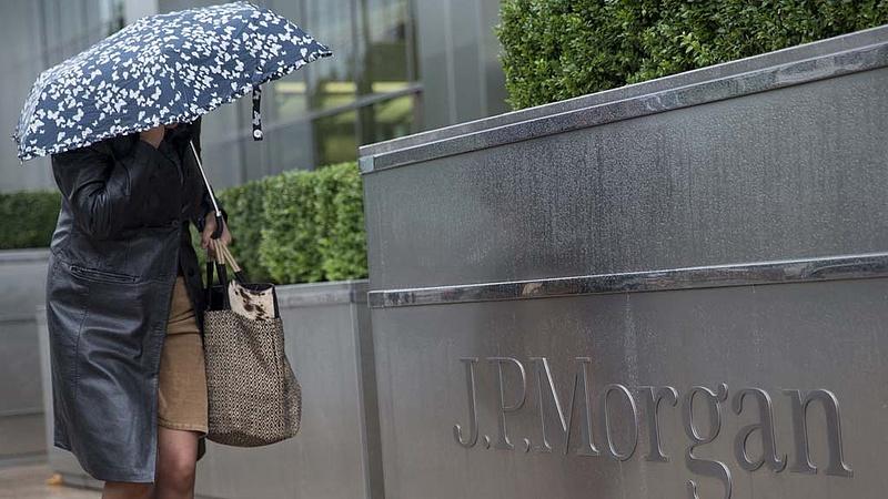 Jönnek a banki jelentések - jó adatokkal rukkolt elő a JP Morgan