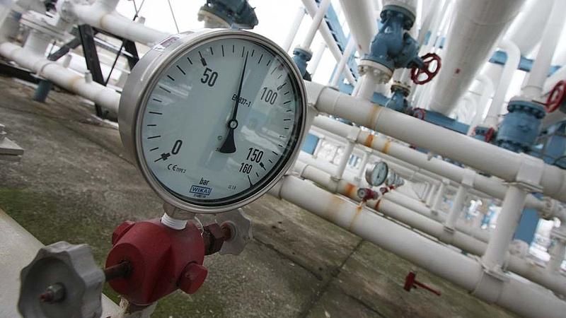 Új gázvezeték épül északon